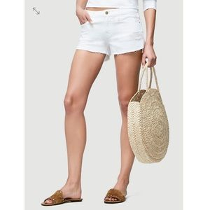 Frame Denim Cutoff Shorts